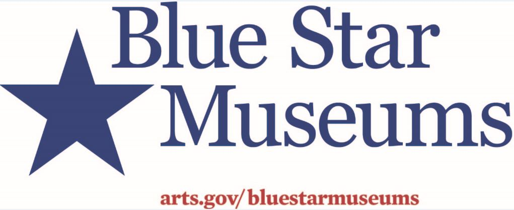We are a Blue Star Museum!