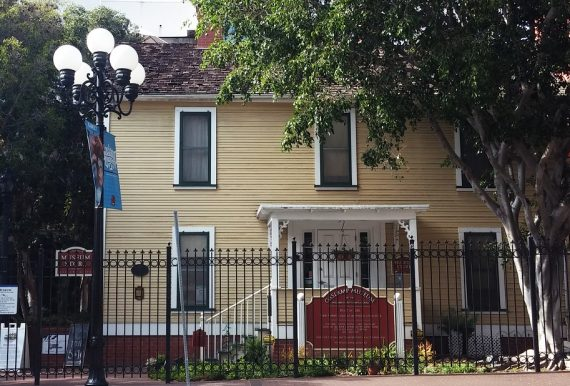 Davis-Horton House -168 Years and Still Standing!