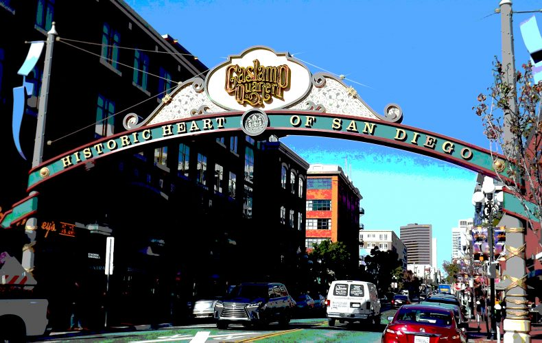 History Talks! The Gaslamp 1985-2018: How it Happened
