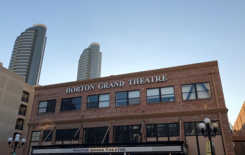 Talk About Drama: The Stories Behind the Curtain at the Horton Grand Theatre