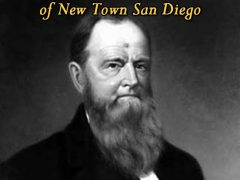 History Talks! Alonzo Horton and the Founding of New Town San Diego