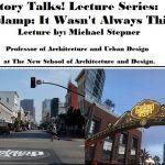 Gaslamp History Talks