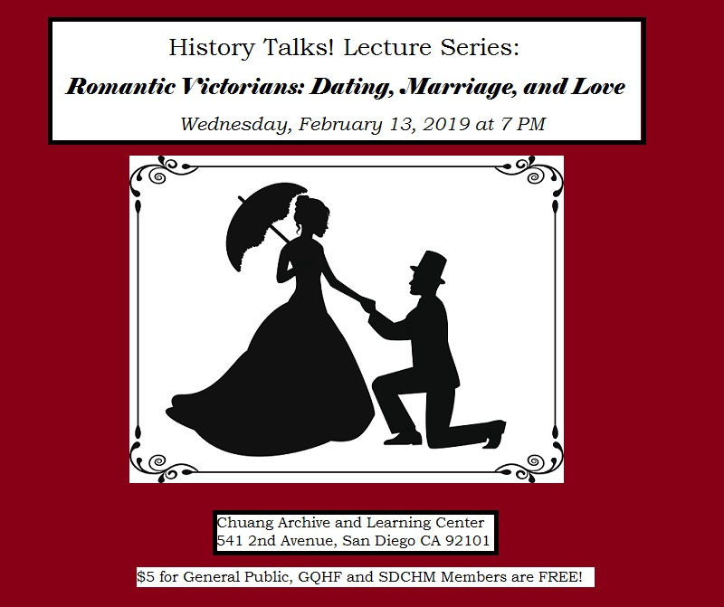 Gaslamp Museum Lecture