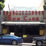 SUN CAFE - c. 1922