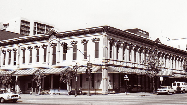 Backesto Building (1873)