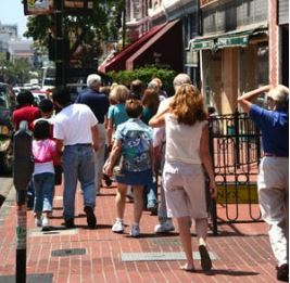 Gaslamp Thursday 1pm Walking Tour